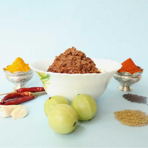 Amla Paste(ఉసిరికాయ పేస్ట్) 1/2kg