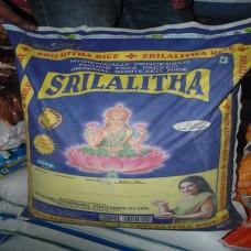 Lalitha Brand - Sona Masoori Rice Bag(Violet)