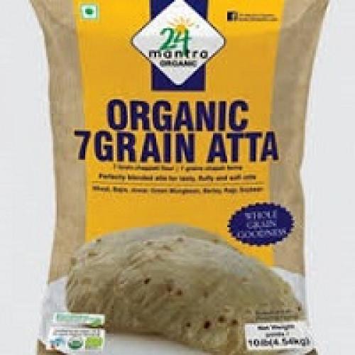 Organic  7 Grain Atta - 1Kg