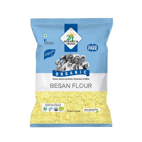 Organic  Besan Flour - 500gm