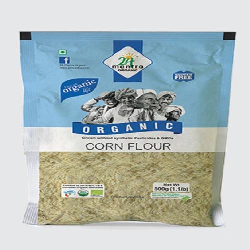 Organic  Corn Flour - 500gm