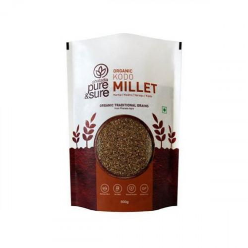 Organic  Kodo Millet(Arikalu)