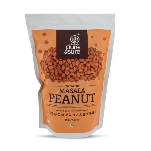 Organic Peanut Masala