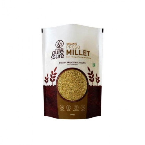 Organic Proso Millet(Varigalu)