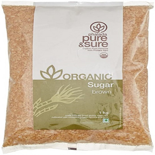Organic  Brown Sugar - 1Kg