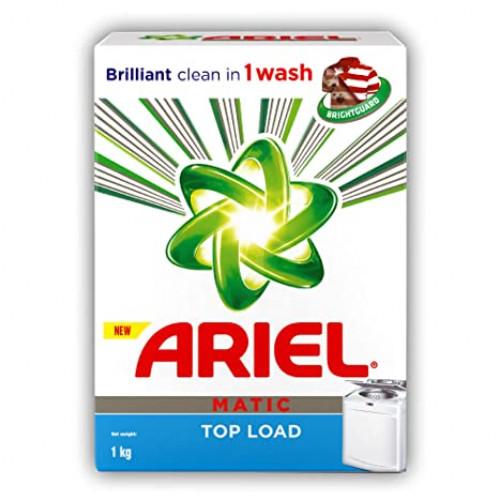 Ariel Matic detergent Top load - 1Kg