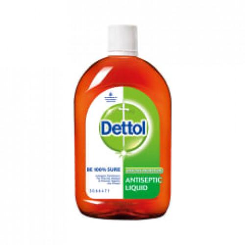 Dettol Antiseptic Liquid - 125ml