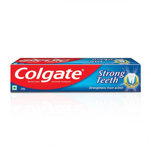 Colgate Strong Tooth Paste - 200gm